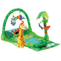 Lavinimo Kilimėlis Fisher Price Rainforest 1-2-3