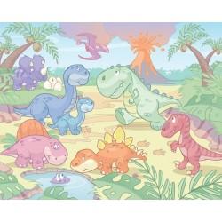 Foto Tapetai Dino pasaulis