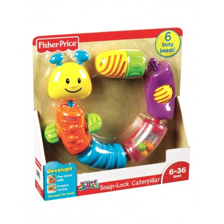 Fisher Price Linksmoji kirmelytė