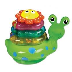 Munchkin Snail Stacker Vonios Žaislas