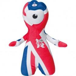 Olympic Union Jack Wenlock Minkštas Žaislas