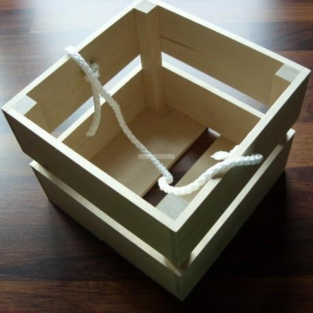 Suvenyrinė medinė dėžutė