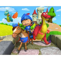 Foto Tapetai Mike the Knight