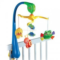 Karuselė - Migdukas Fisher-Price Friendly First