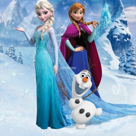 Foto Tapetai Disney Frozen