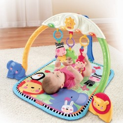 Lavinimo Kilimėlis Fisher Price Discover and Grow Track n Music