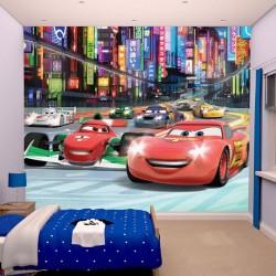 Foto Tapetai New Disney Pixar Cars