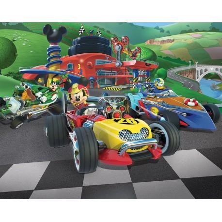 Foto Tapetai Vaikams Disney Mickey Mouse Roadster Racer