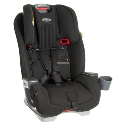 Graco Autokėdutė Milestone Black all in one 0-36kg