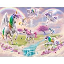 Foto Tapetai Vaikams Magical Unicorn