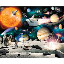 Foto Tapetai Space Adventure