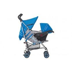 Koochi Helix Travel System - Blue Vežimėlis