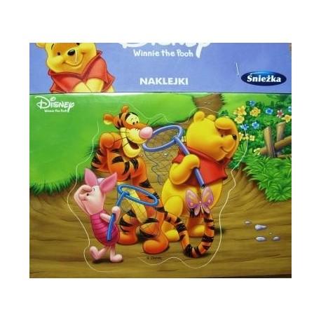 Dekoracija Lipni Disney Winnie the Pooh